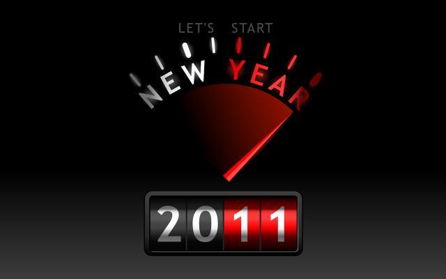 Новый год 2011 - фото 0142