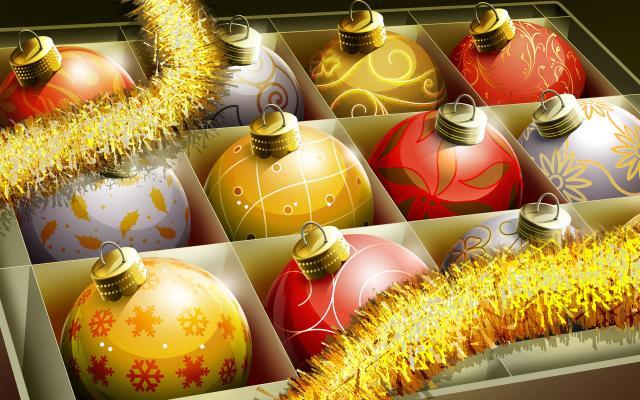 Новый год и Рождество - фото 0179
