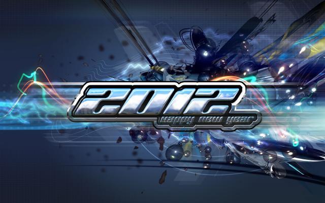 Новый год 2012 - фото 0394